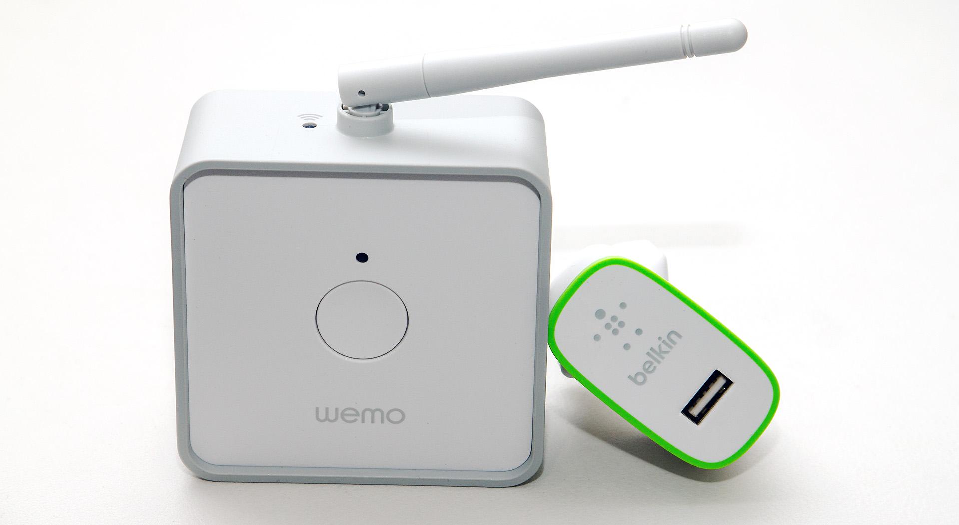 Der WeMo Maker
