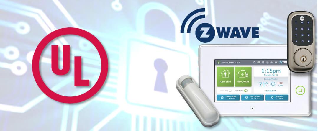 Z-Wave UL-zertifiziert im Bereich Gebäude- und Einbruchssicherheit - Z-Wave-Sicherheit