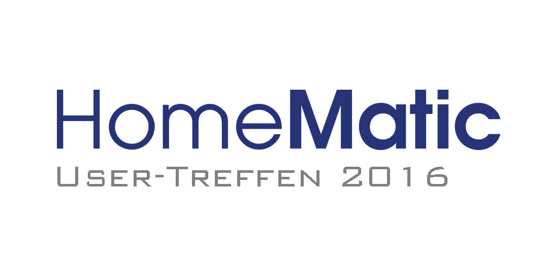 Smart Home Anwendertreffen HomeMatic User-Treffen