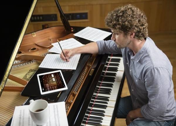 Yamaha Disklavier Enspire Multiroom-Piano