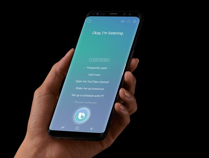 Sprachassistent Samsung Bixby