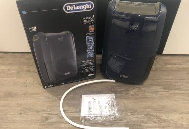 DeLonghi AriaDry Pure DDSX220WF Test