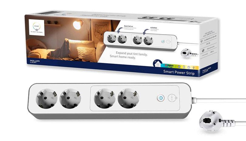 Tint Smart Power Strip: neue Steckdosenleiste mit ZigBee