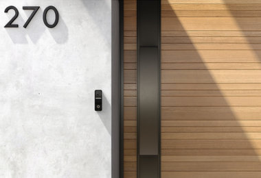 Logitech Circle View Wired Doorbell: Neue HomeKit-Türklingel
