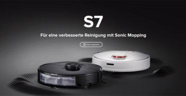Roborock S7: Neuer Saugroboter mit verbesserter Wischfunktion