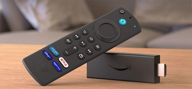 Amazon: Fire TV Stick mit neuer Fernbedienung