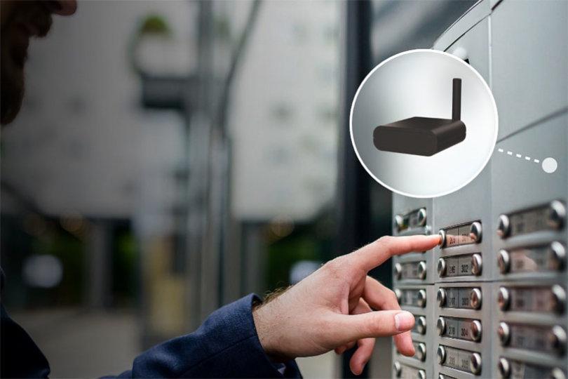 Nuki Box: Smarter Türöffner für Mehrfamilienhäuser