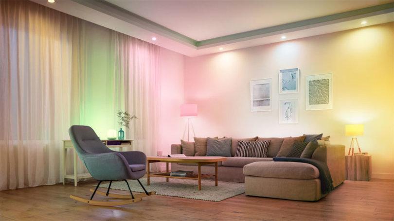 Philips Hue und WiZ unterstützen übergreifendes Smart-Home-Protokoll Matter