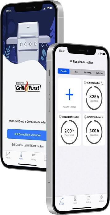 Grill Control App