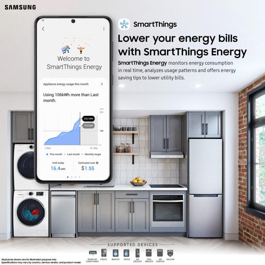 SmartThings Energy