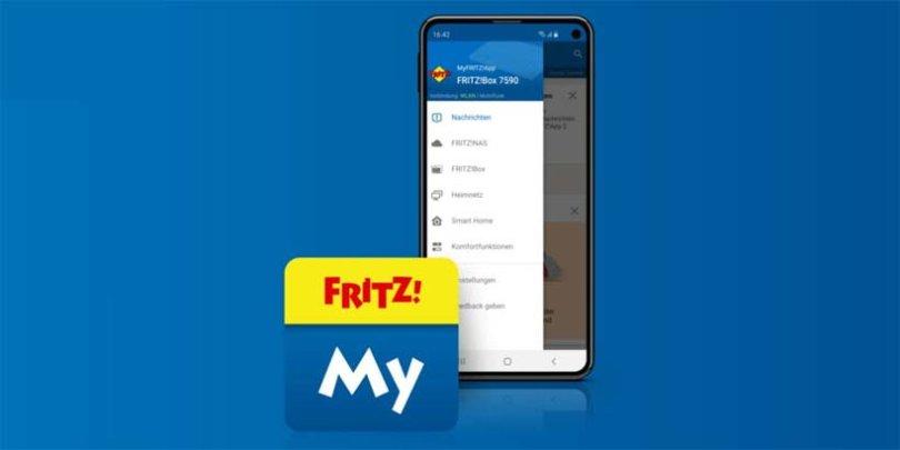 AVM bringt Heimnetzverbindung zurück in die MyFRITZ!App